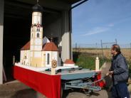Umzug: Leonhardiritt: Festwagen sind fast fertig