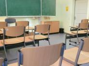 Aktion: Schülerstreik am Aichacher Gymnasium