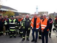 Bildergalerie: Große Katastrophenschutzübung in Pöttmes
