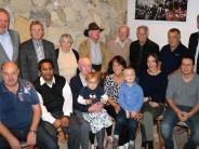 : Josef Huber aus Rehling feiert seinen 90. Geburtstag