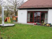 Sitzung: Neue Spielgeräte sollen her im Aindlinger Pfarrheimgarten
