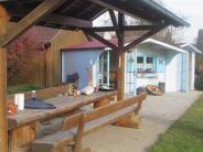 Arbeiten: Edenhauser gestalten ihren Dorfmittelpunkt