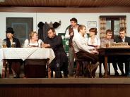 Theaterverein Adelzhausen: Vatertagsausflug mit Hindernissen und Standpauke