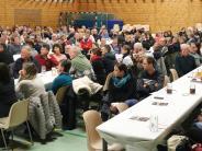 Bürgerversammlung: Zuhörer wollen weiter gegen Tetrafunk kämpfen