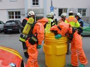 Einsatz: Wie oft es zu Chlorgas-Unfällen kommt