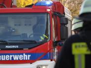 Polizei: Feueralarm in Flüchtlingsunterkunft