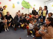Feier: Aichach eröffnet dritte Kinderkrippe