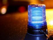 Polizeibericht: 19-jährige überschlägt sich vor Ortsteil Bach