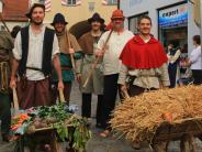 Veranstaltung: Aichach bereitet sich wieder aufs Mittelalter vor