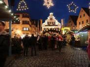 Bildergalerie: Christkindlmarkt in Aichach