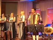 Musik: Weihnachtskonzert mit den Brugger Buam im Aichacher Pfarrzentrum