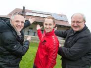 : FC Gundelsdorf gewinnt Solaranlage