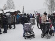 Veranstaltung: Sielenbacher Weihnachtsmarkt im Schnee