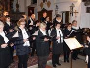 Benefizkonzert: Friedvolle Momente in der Kirche