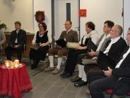 Veranstaltung: Weihnachtsgeschichte in Mundart erzählt