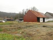 Sitzung: Denkmalgeschützter Stadel abgerissen