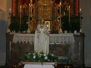 Brauchtum: Maria zieht von Haus zu Haus