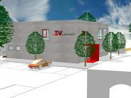 """Projekt: Vorzeitige Baufreigabe für """"Sportbox"""" ist da"""
