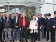 Gewinnsparen: Raiffeisenbank spendet 20000 Euro