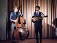 Aichach: Tom & Flo verwandeln das Sportheim in eine Konzerthalle