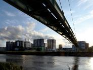 Ausbildung: Brücke über den Lech von Schule in Arbeitswelt
