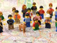 Bevölkerung: Wachstum: Neun über dem Schnitt