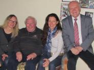 : Eichenlaub gratuliert Kastenhofer zum 80.