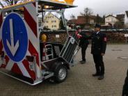 Atemschutz: Adelzhauser Feuerwehr fordert bessere Ausrüstung