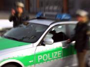 Polizei Friedberg: Dasing: Unfall an Baustelle auf der B300