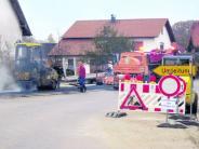 Aichach-Friedberg: Straßenbau aus der Warteschleife