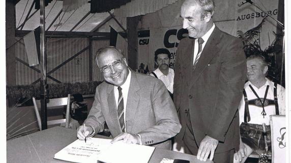 Beispiellose Ehrung für Helmut Kohl: Europäischer Staatsakt geplant