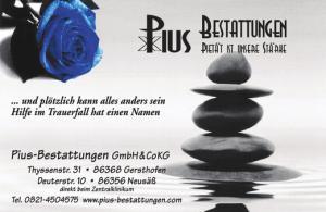 PIUS BESTATTUNGEN GMBH & CO. KG