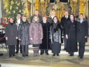 Adventliches Konzert: Musik aus verschiedenen  Ländern zur Weihnacht