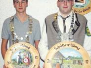 Schützen:  Peter Lauter ist neuer Alpenrose-König