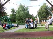 Integration: Schwabens größter Therapiegartensteht in Steppach