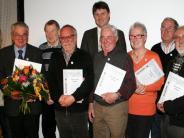 Obst- und Gartenbauverein: Hermann Dirr bekommt goldene Ehrennadel