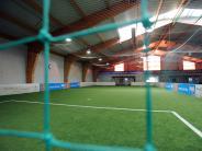 Fußball: Soccerhalle bleibt Soccerhalle