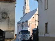 Gemeinderat: Ein Tor soll den Zugang zur Burg versperren