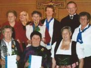 Auszeichnung: Frauenbund ehrt treue Mitglieder