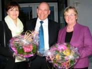 Marktgemeinderat:  Drei Mitglieder verabschiedet