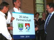 Thüringen: Eine gewichtige Partnerschaft