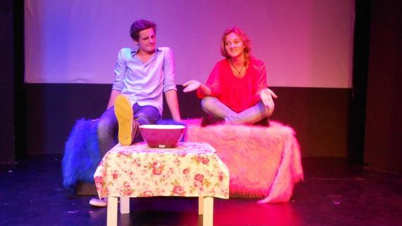 Oberstufentheatergruppe Wahn&Sinn: Was ist Tschänder? Juli 2014