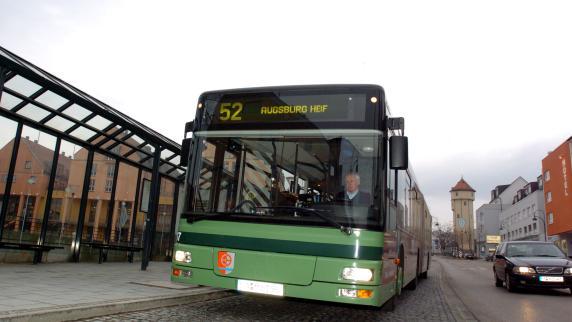 Wohin führt der Weg der Grünen Busse? - Augsburger Allgemeine