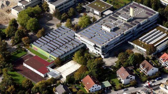 Neuer Standort fürs Gersthofer Gymnasium? - Augsburger Allgemeine