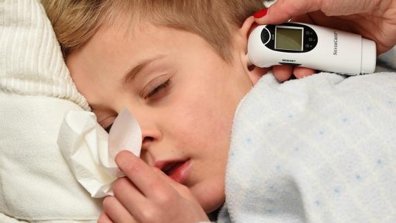 Gesundheit: Grippewelle schwappt über den Landkreis - Augsburger Allgemeine