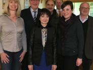 Parteien: CSU-Versammlung mit einem Wieder-Mitglied