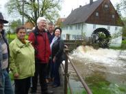 Exkursion: Die Mühlen am rauschenden Bach