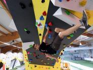 Gersthofen: Sich beim Klettern einmal fühlen wie Tom Cruise
