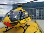 Kreis Augsburg: Hubschrauber zu laut? Klinikum reagiert auf Anwohner-Beschwerden