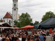 Veranstaltung: An zwei Tagen wurde mitten im Ort gefeiert